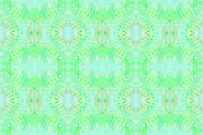 Royalty-Free and Rights-Managed Images - Forest Fern Pattern by Jennifer Lommers
