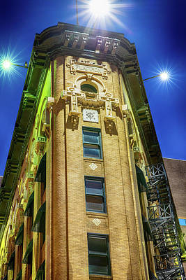 Studio Grafika Science - Fort Worth Flatiron Building - #2 by Stephen Stookey