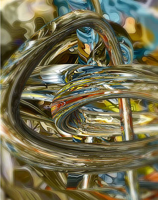 Surrealism Royalty-Free and Rights-Managed Images - Tate Modern by Abstract Art By Erica