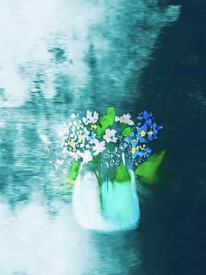 Digital Art - Fragrance  by Frank Bright