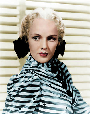 Royalty-Free and Rights-Managed Images - Frances Farmer by Stars on Art