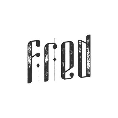 Abstract Expressionism - Fred by TintoDesigns