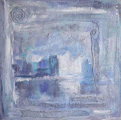 Painting - From a Broader Perspective by Jenny King