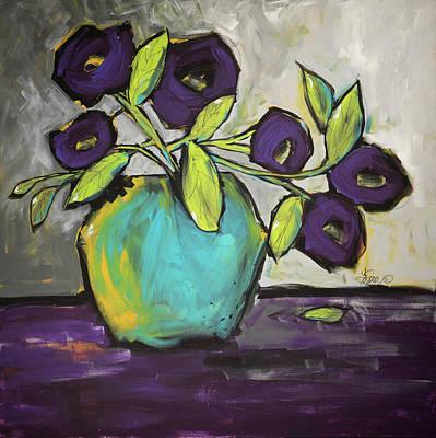 Painting - From My Garden by Terri Einer