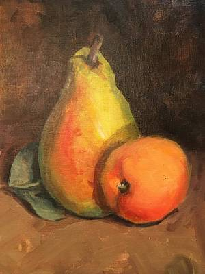 Susan Elizabeth Jones Royalty-Free and Rights-Managed Images - Fruit Still Life by Susan Elizabeth Jones