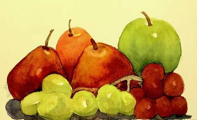 Royalty-Free and Rights-Managed Images - Fruits 3 by Nicole Curreri