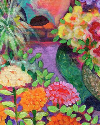 Royalty-Free and Rights-Managed Images - Garden Paradise I by Jennifer Lommers