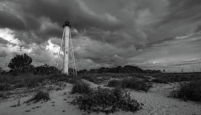 Space Photographs Of The Universe - Gasparilla Light House by Joey Waves