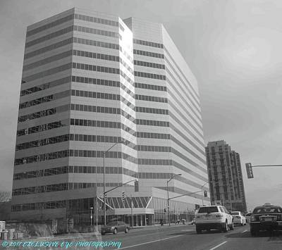 Catch Of The Day - Geometry Buildings by Ee Photography