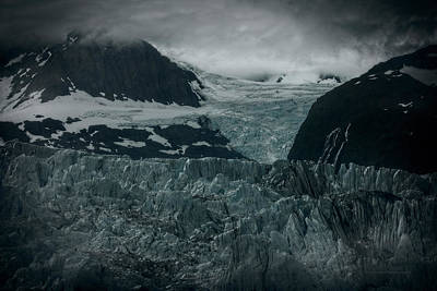 Photograph - Glacier Bay Expedition by Mike Braun