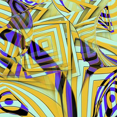 Surrealism Digital Art - Glee Club by Steve Sperry