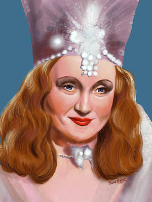 Royalty-Free and Rights-Managed Images - Glinda the Good Witch of the North by Buffalo Bonker