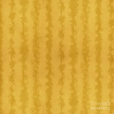 Mixed Media Royalty Free Images - Gold Dust Stripe Abstract Royalty-Free Image by Amanda Jane