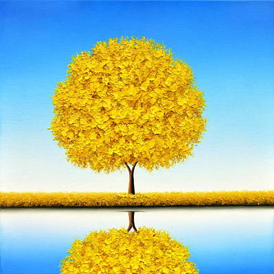 Royalty-Free and Rights-Managed Images - Golden Serenade by Rachel Bingaman