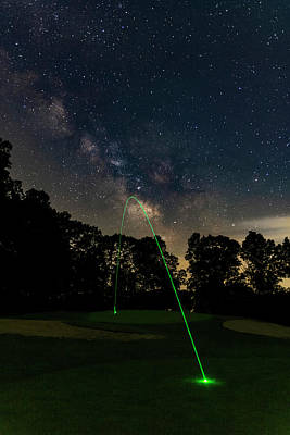 Mellow Yellow - Golf Galaxy by Jeff Bord