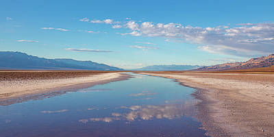 Royalty-Free and Rights-Managed Images - Good Badwater by Peter Tellone