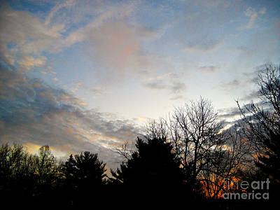 Frank J Casella Royalty-Free and Rights-Managed Images - Good Day Promise Sunrise  by Frank J Casella
