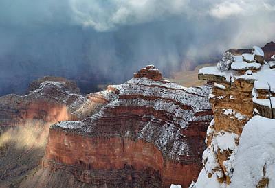 Latidude Image - Grand Canyon 17 by Ingrid Smith-Johnsen