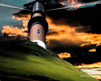 All You Need Is Love - Grand Lighthouse by Belinda Threeths