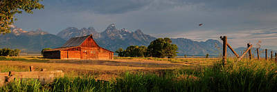 Book Quotes - Grand Teton View by Rob Hemphill