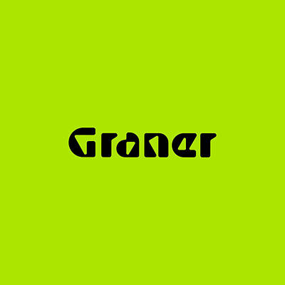 Royalty-Free and Rights-Managed Images - Graner #Graner by TintoDesigns