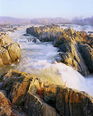 Photograph - Great Falls by Vladimir Grablev