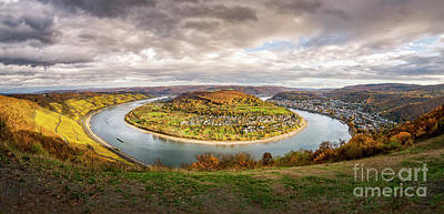 Photograph - Great River Rhine Loop by Katho Menden