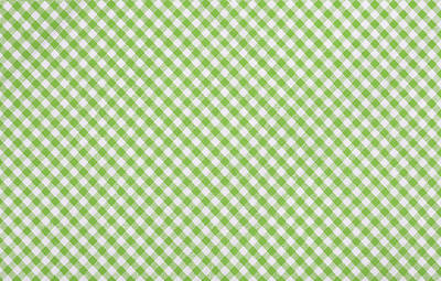 Royalty-Free and Rights-Managed Images - Green Checkered Fabric Closeup, Tablecloth Texture by Julien