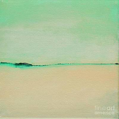 Painting - Green Mirage by Kim Nelson