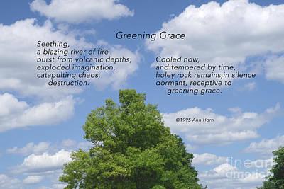 Sugar Skulls - Greening Grace by Ann Horn