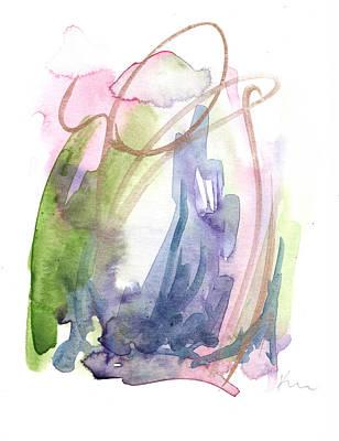 Painting - Greeting Card 12 by Katrina Nixon