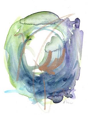 Painting - Greeting Card 15 by Katrina Nixon