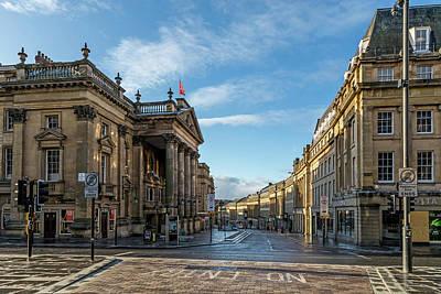 Photograph - Grey Street ad0114 by David Pringle