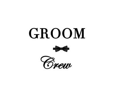 Venice Beach Bungalow - Groom Groomsmen Wedding Masks Gifts by Marlin and Laura Hum