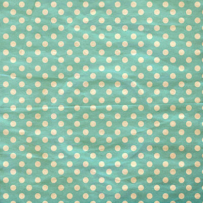 Royalty-Free and Rights-Managed Images - Grunge polka dots seamless pattern by Julien
