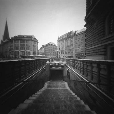 Photograph - Hamburg Rathaus II by Marcio Faustino