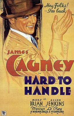Royalty-Free and Rights-Managed Images - Hard to Handle, 1933 by Stars on Art