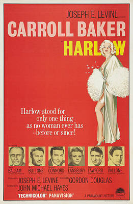 Royalty-Free and Rights-Managed Images - Harlow, with Carroll Baker, 1965 by Stars on Art
