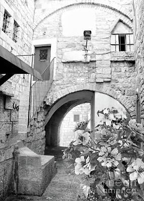 Pasta Al Dente - Hazboun Arch in Bethlehem by Munir Alawi