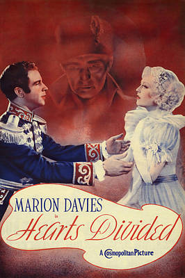Royalty-Free and Rights-Managed Images - Hearts Divided, with Marion Davies and William Powell, 1936 by Stars on Art