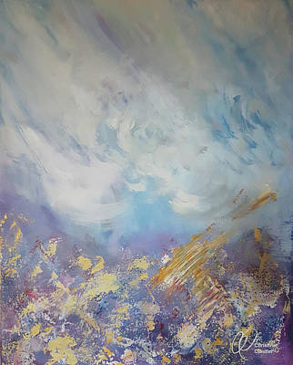 Painting - Heaven On Earth by Christine Cloutier