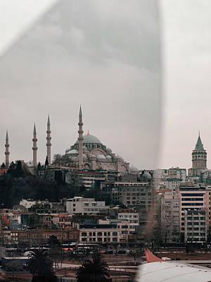 Surrealism Digital Art - Heaven on Earth - Turkey - No 043 - Surreal Art by Celestial Images