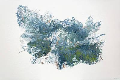 Painting - Heaven's Gravity by Katrina Nixon