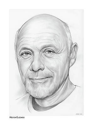 Royalty-Free and Rights-Managed Images - Hector Elizondo by Greg Joens