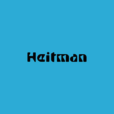 Royalty-Free and Rights-Managed Images - Heitman by TintoDesigns