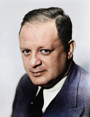 Royalty-Free and Rights-Managed Images - Herman Mank Mankiewicz  by Stars on Art