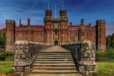 World Forgotten Rights Managed Images - Herstmonceux Castle Royalty-Free Image by Chris Lord