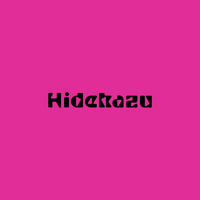 Royalty-Free and Rights-Managed Images - Hidekazu by TintoDesigns