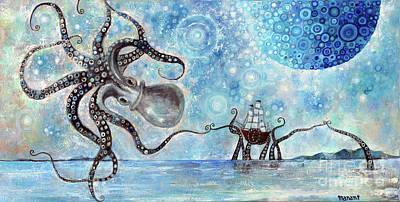 Painting - HiFfive by Manami Lingerfelt