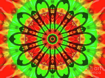 Giuseppe Cristiano Royalty Free Images - Hippie Royalty-Free Image by Raven Deem